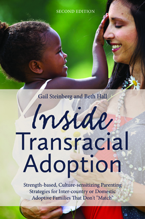 Inside Transracial Adoption, Adoption Book