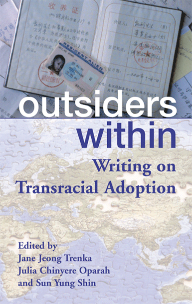 Outsider Within Book on Transracial Adoption
